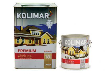 Tinta Acrílica Premium Kolimar