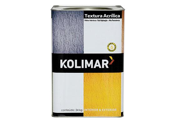 Textura Acrílica Kolimar